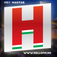 Logo of radio station Hello FM