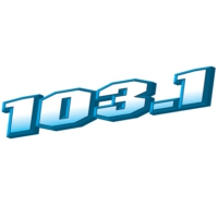 Logo of radio station 103.1 FM