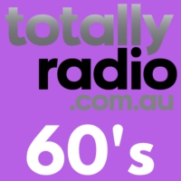 Logo of radio station Totally Radio 60's