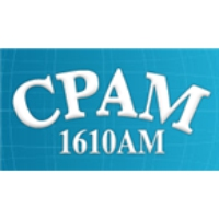 Logo of radio station CPAM Radio Union 1610 AM
