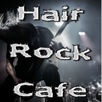 Logo of radio station Hair Rock Cafe