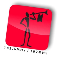 Logo of radio station Moj Radio