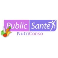 Logo of radio station Public Santé Nutri-Conso