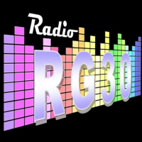 Logo of radio station RADIO RG30