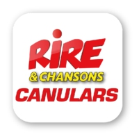 Logo of radio station Rire et Chansons Canulars