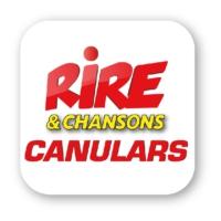 Logo de la radio Rire et Chansons Canulars