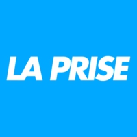 Logo of radio station La Prise