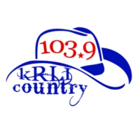 Logo of radio station KRLI 103.9 fm