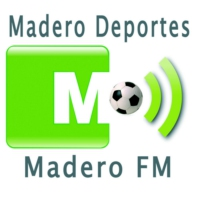 Logo of radio station MADERO FM 94.1 FM