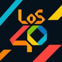 Logo of radio station LOS40 99.5 FM