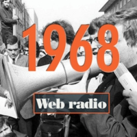 Logo of radio station 1968 Radio