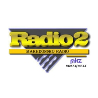 Logo of radio station Radio2 MRT
