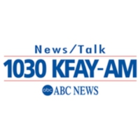 Logo of radio station KFAY NEWS TALK 1030