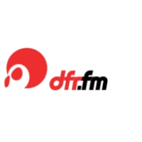 Logo of radio station DFR Disco and Funk Radio