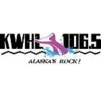 Logo of radio station KWHL