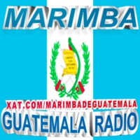 Logo of radio station Marimba de Guatemala Radio