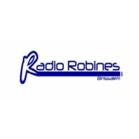 Logo of radio station Radio Robines