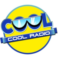 Logo of radio station COOl radio