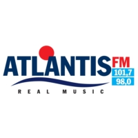 Logo of radio station Radio Atlantis 101.7