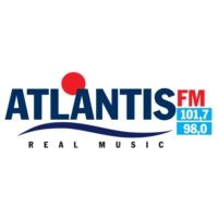 Logo de la radio Radio Atlantis 101.7