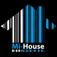 Logo of radio station Mi-House