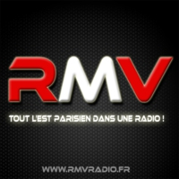 Logo of radio station RMV