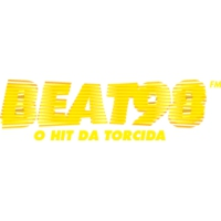 Logo of radio station BEAT98 FM