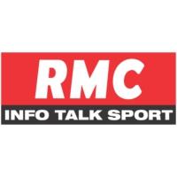 Logo of radio station RMC
