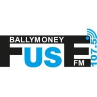 Logo of radio station FUSE FM Ballymoney