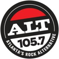 Logo of radio station WRDA Alt 105.7
