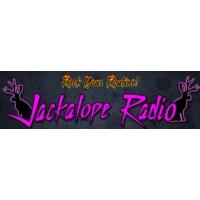 Logo of radio station Jackalope Radio