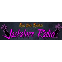 Logo of radio station Jackalope Radio