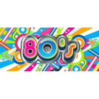 Logo of radio station Awesome 80s