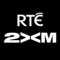Logo of radio station RTÉ 2XM