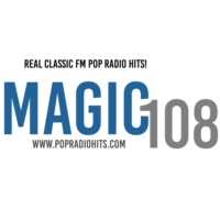 Logo de la radio Pop Radio Hits | Magic 108 | Canada