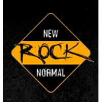 Logo of radio station New Normal Rock