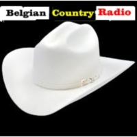 Logo of radio station Belgian Country Radio