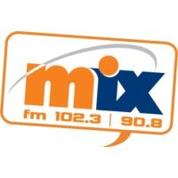 Logo de la radio Mix FM 102.3