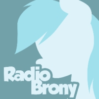 Logo of radio station Radio Brony