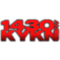Logo of radio station KYKN 1430