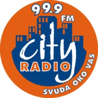 Logo of radio station Radio City Srbija