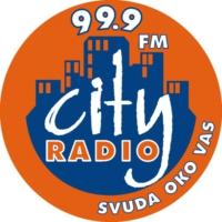 Logo de la radio Radio City Srbija