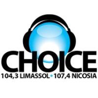 Logo of radio station Choice 104.3 FM