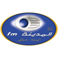 Logo of radio station Al Madina FM