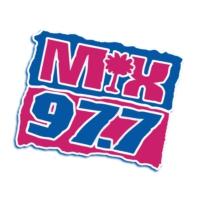 Logo de la radio WWXM Mix 97.7