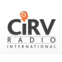 Logo of radio station CIRV Radio