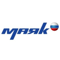 Logo of radio station Маяк