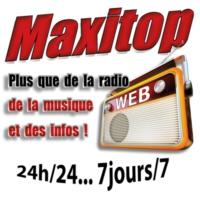 Logo de la radio Maxitop