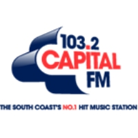 Logo de la radio Capital FM South Coast