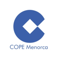 Logo of radio station COPE Menorca